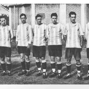 Hace 105 años Racing obtuvo la Copa Ibarguren. Fue la cuarta de las doce Copas nacionales conquistadas por La Academia.