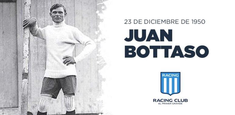 "Juan Botasso, la ""cortina metálica"""