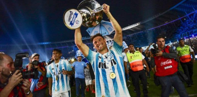 Pillud, el alma de Racing y el sueño de la Libertadores