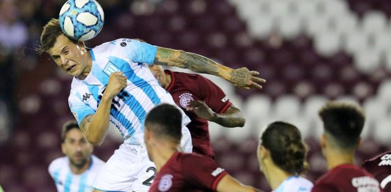 En lo que fue la última fecha del año por Superliga, Racing perdió 1-0 ante Lanús en la Fortaleza y desperdició una nueva chance de subirse a la punta