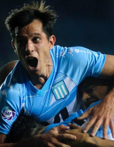 Augusto Solari, el gol del campeonato