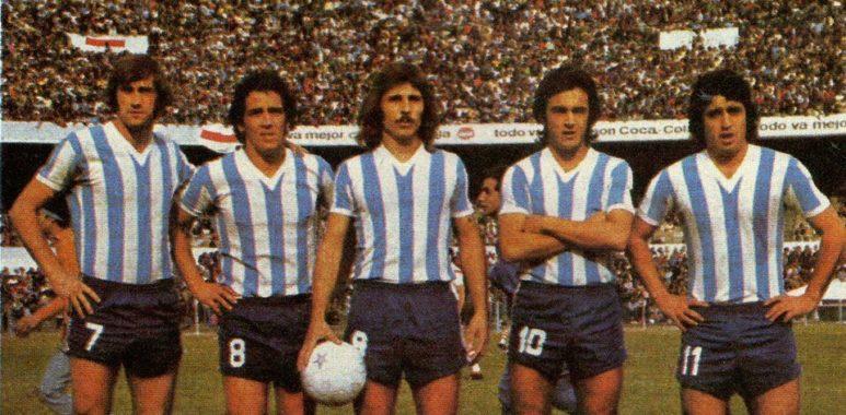 """Alberto Mario Jorge, el """"Pampa"""""""