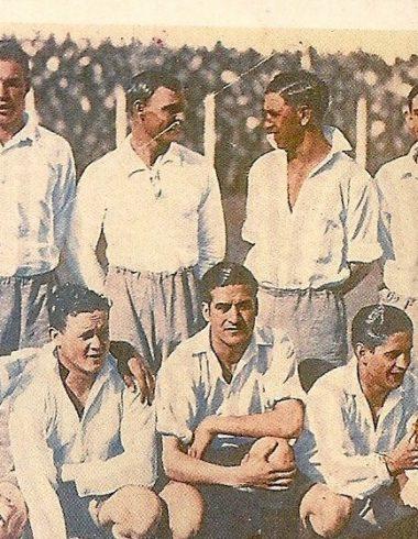 Hace 87 años Racing obtuvo la décima copa nacional