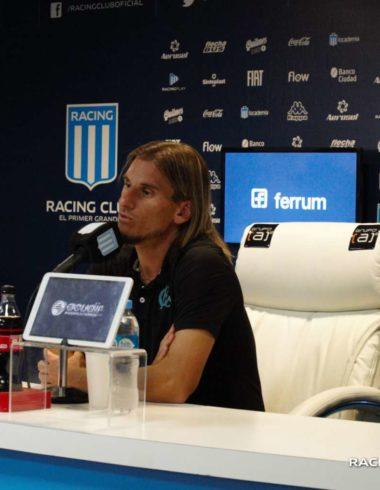 Las dudas de Beccacece para enfrentar a Argentinos