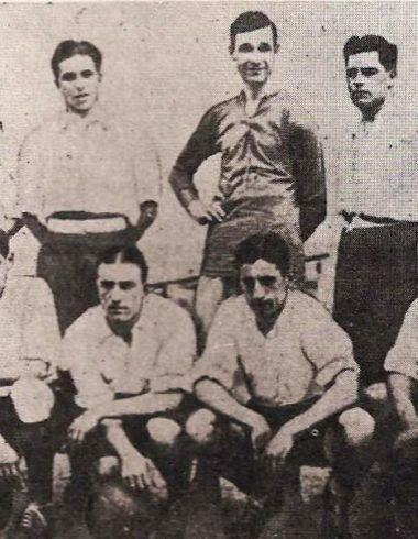 Se cumplen 101 años de la conquista de la Copa Aldao