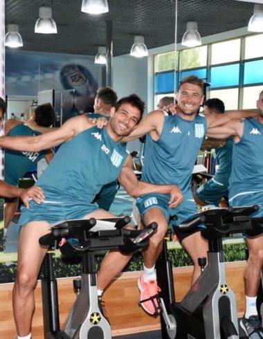 Racing y una prueba interesante con Athletico Paranaense