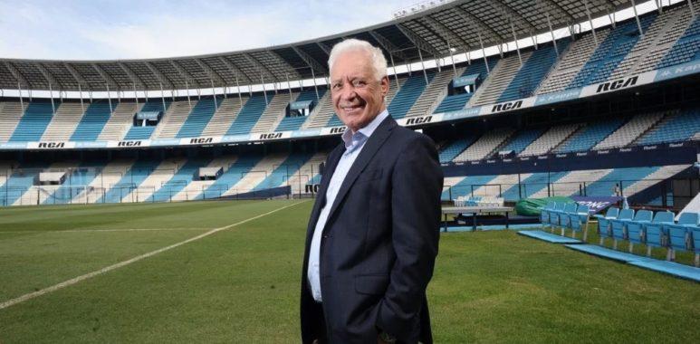 Víctor Blanco y el mercado de pases racinguista