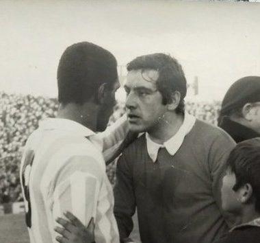 """Walter Machado Da Silva, """"Batuta"""" de Racing"""