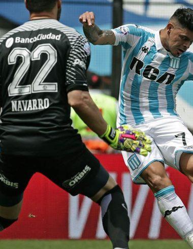 Gustavo Bou, goleador de pura cepa