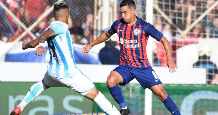 Montoya y Díaz, dos puntos altos de Racing