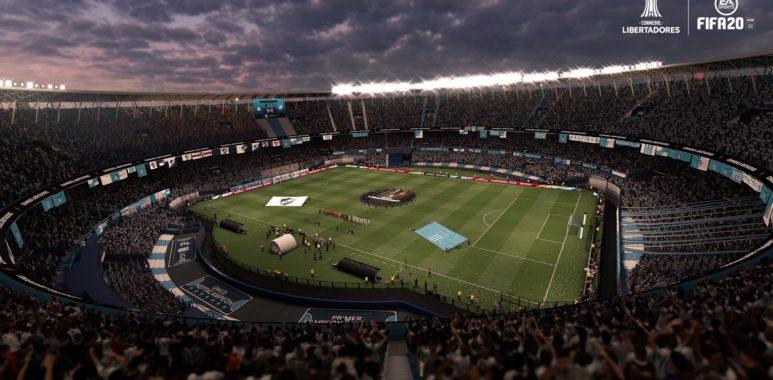 Racing llega al FIFA 2020