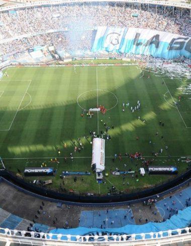 Racing vs Independiente El árbitro