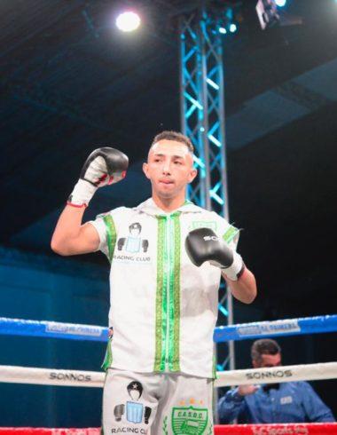 Maxi Maidana ganó por KO