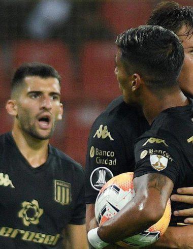 Matías Zaracho, el hombre del gol