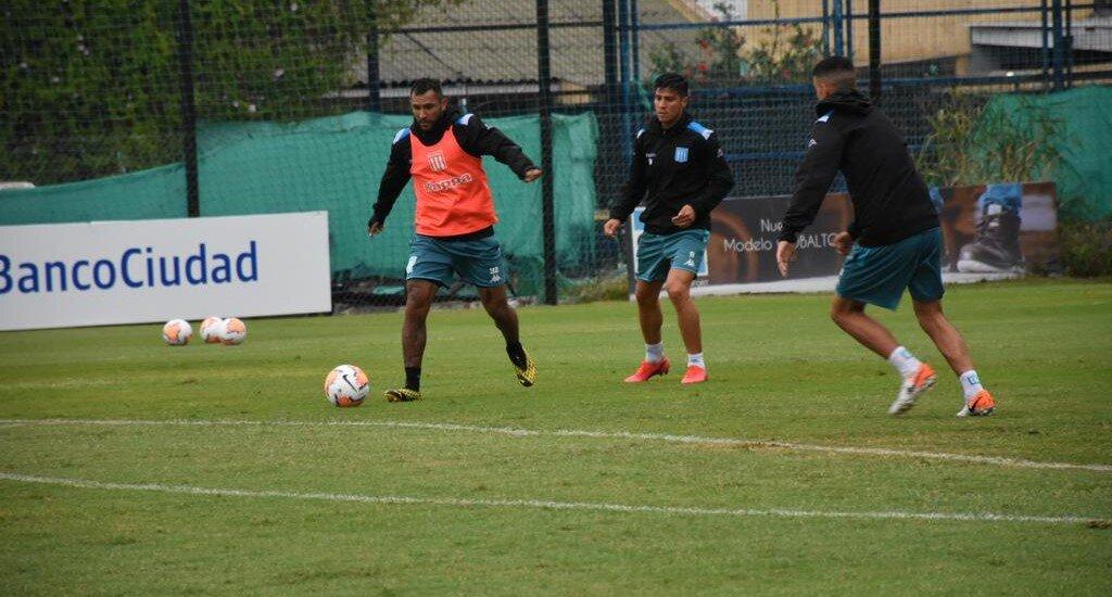 Racing hizo fútbol pensando en Alianza Lima