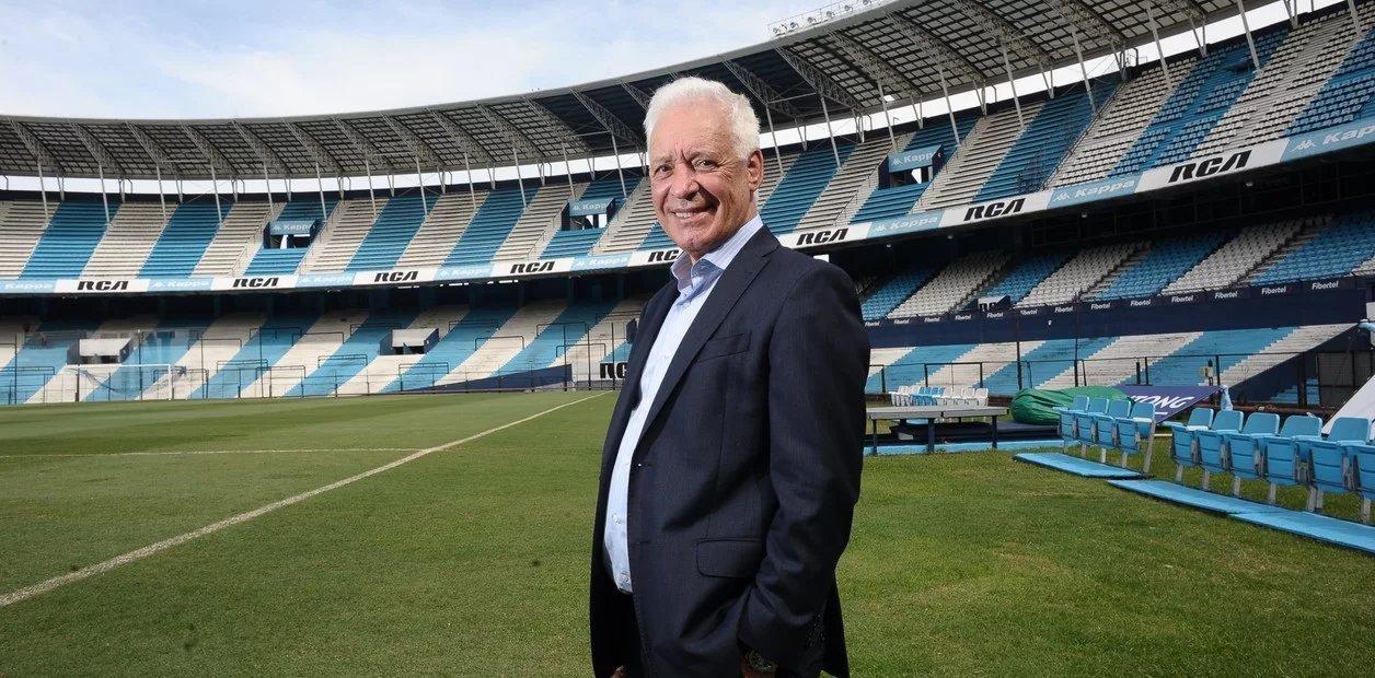 Víctor Blanco y el futuro de Racing