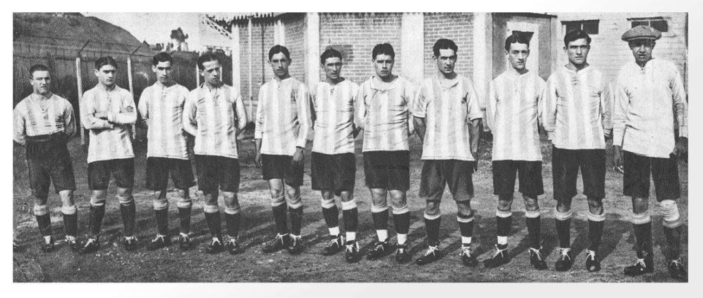 Hace 106 años Racing obtuvo la Copa Ibarguren