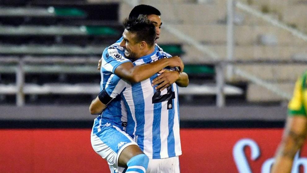 Racing, clasificado a la próxima edición de la Libertadores