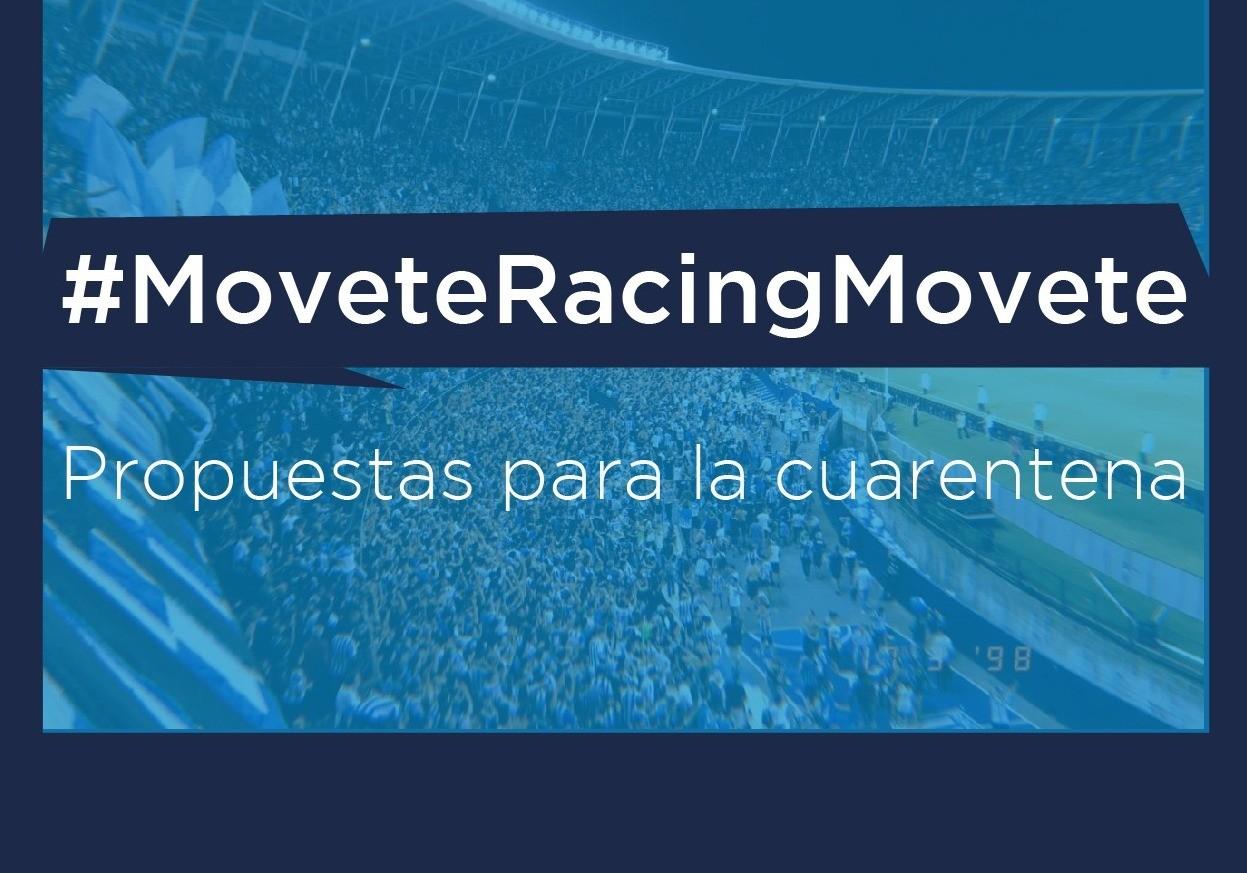 movete, racing moveete