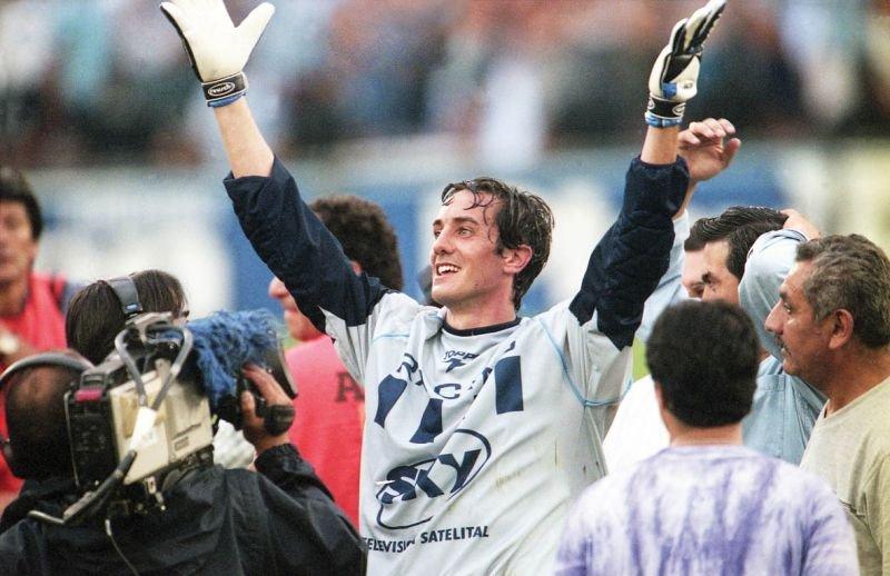 Gustavo Campagnuolo, el guardián del campeón