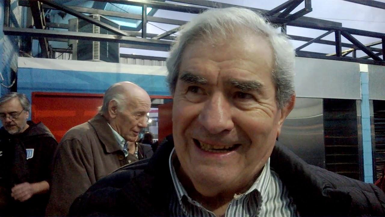 Pedro Mansilla, el ropero de Racing