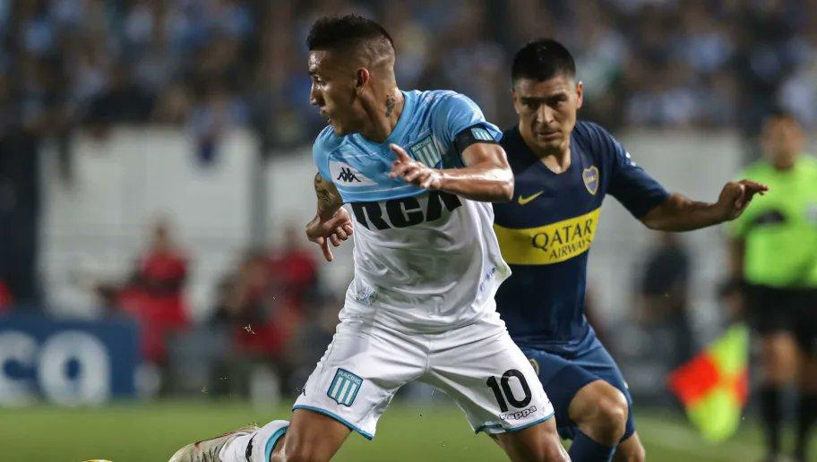 Ricardo Centurión, entre Racing y Boca