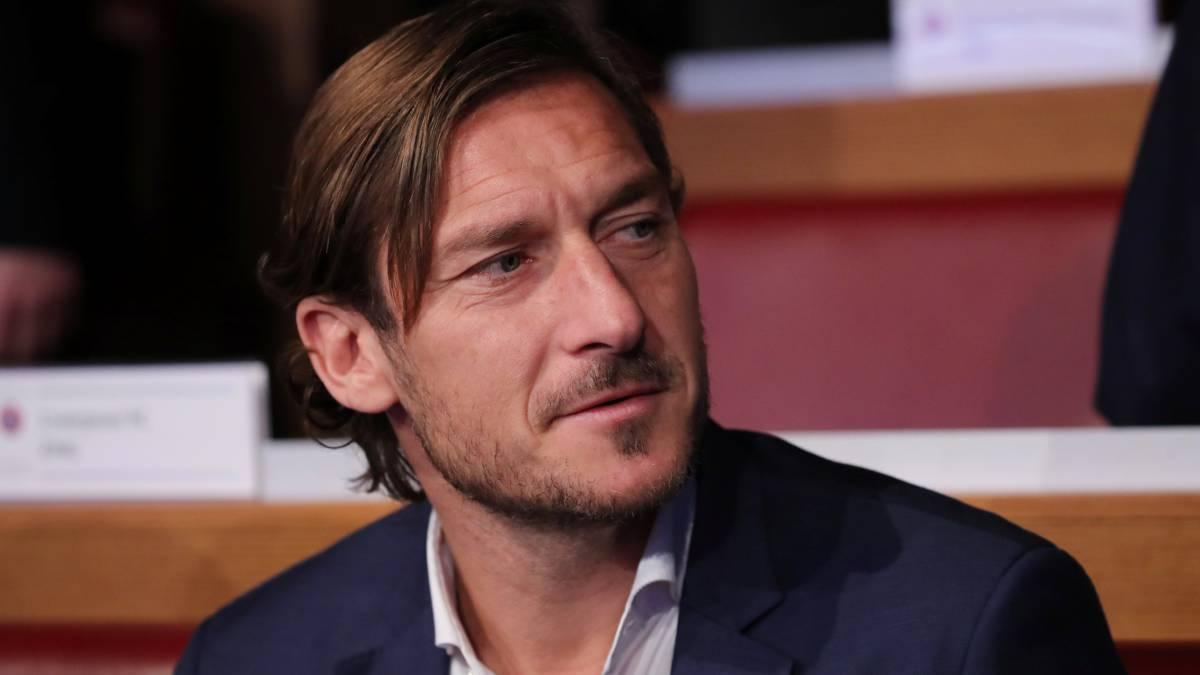 Zaracho recibió el llamado de Francesco Totti