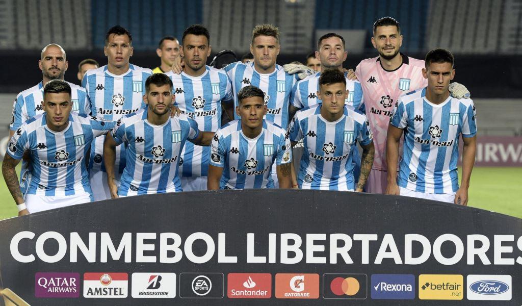 Racing ya conoce el fixture del reinicio de la Copa Libertadores