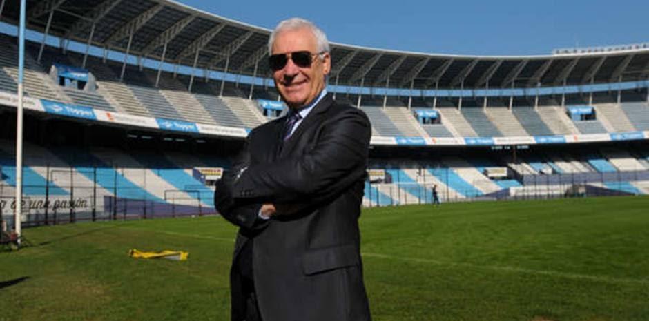 Blanco y la posible llegada de un ex Independiente a Racing