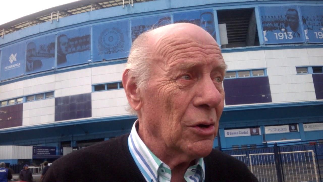 Federico Sacchi cumple 84 años