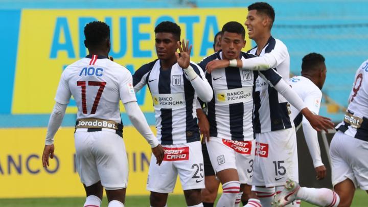 Así llega Alianza Lima rival de Racing