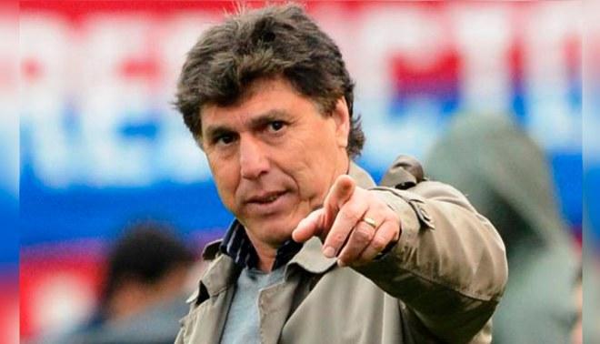 Juan Ramón Carrasco cumple 64 años