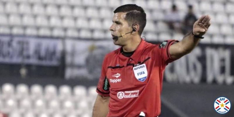 La Conmebol designó el árbitro para visitar a Nacional