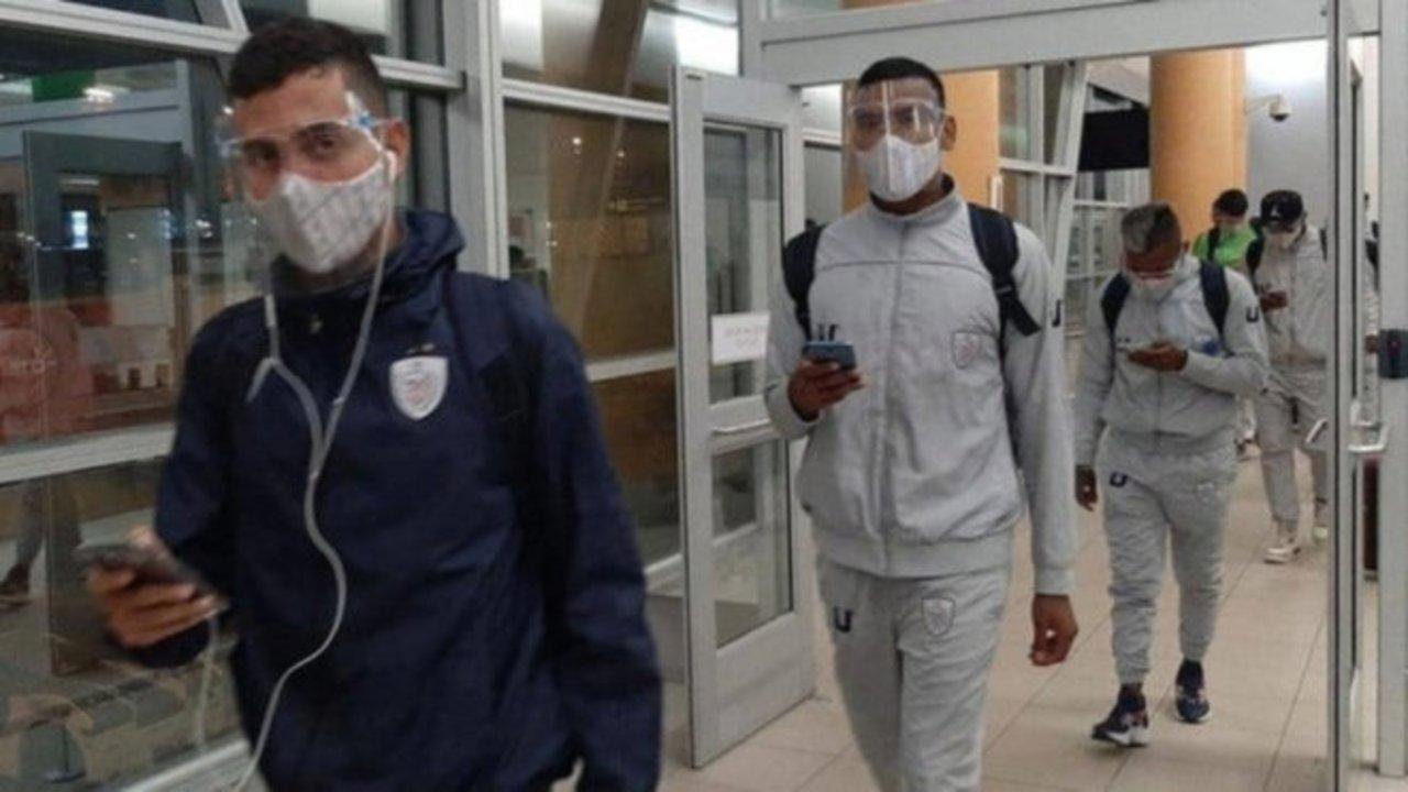 El rival de Racing, Estudiantes de Mérida con problemas