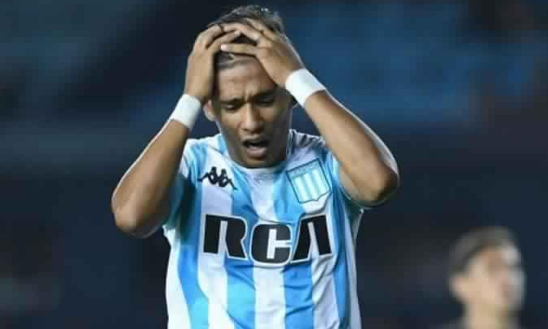 O Zaracho se vai para o Atlético Mineiro