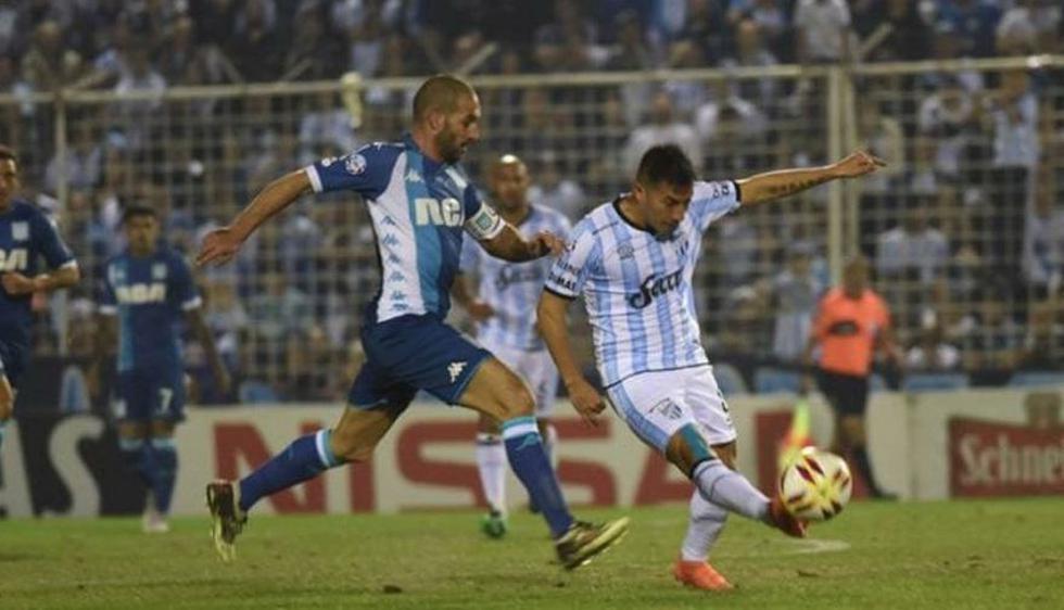 """Previa Racing vs Atlético Tucumán """"Debut doméstico"""""""