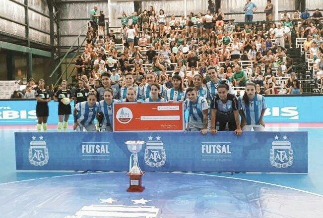 Con la ilusión intacta, arranca el campeonato para el futsal femenino