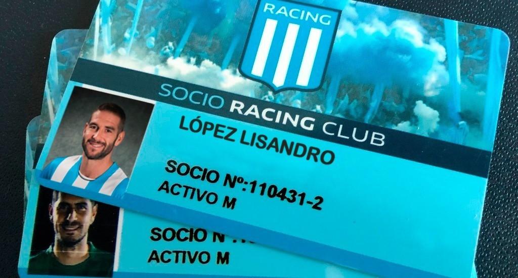 Aumento de las cuotas sociales en Racing