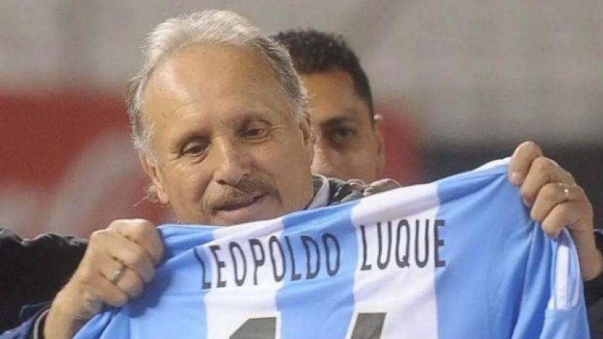 En el día de hoy falleció Leopoldo Jacinto Luque