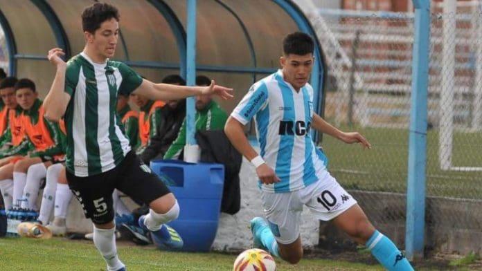 El Barcelona tiene en la mira a un juvenil de Racing