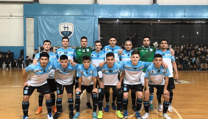 Futsal masculino: Con fixture confirmado