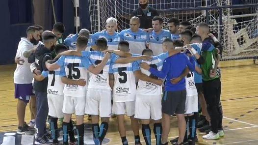 Futsal Masculino: Arranque con triunfo