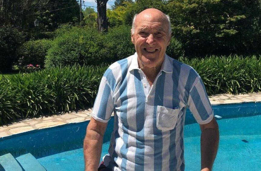 Juan Carlos Rulli cumple 84 años