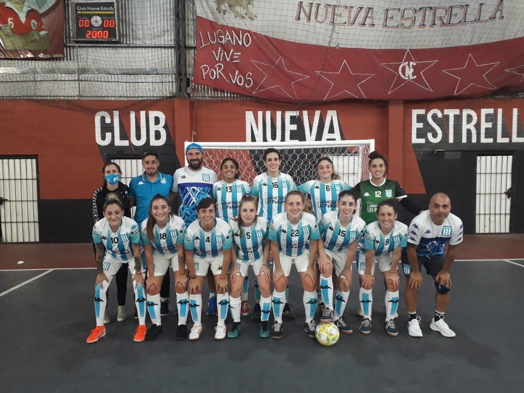Futsal Femenino: Un triunfo para soñar