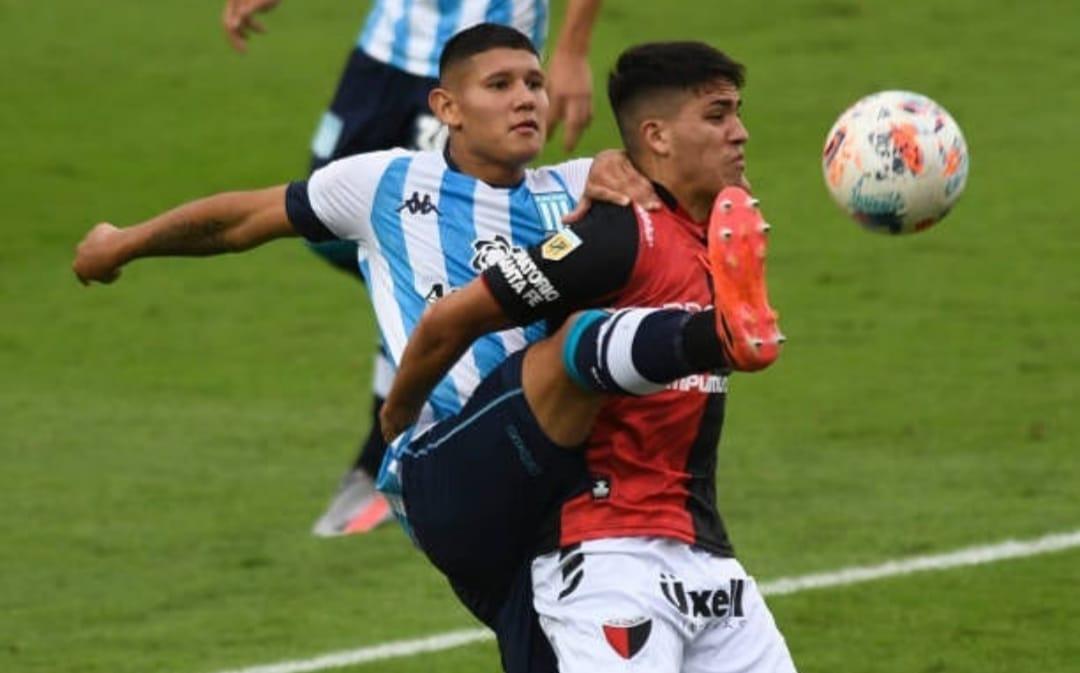 """Uno x Uno vs Colón: """"Cáceres MVP"""""""