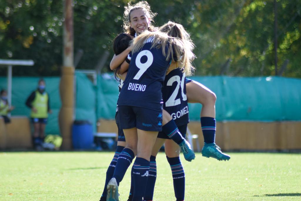 Futbol Femenino: Gustó y ganó