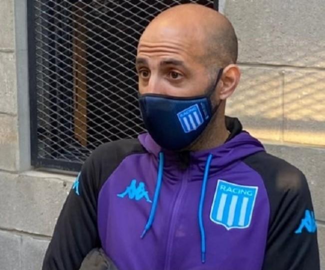 """Tano Spinelli: """"Nos quedan 6 finales"""""""