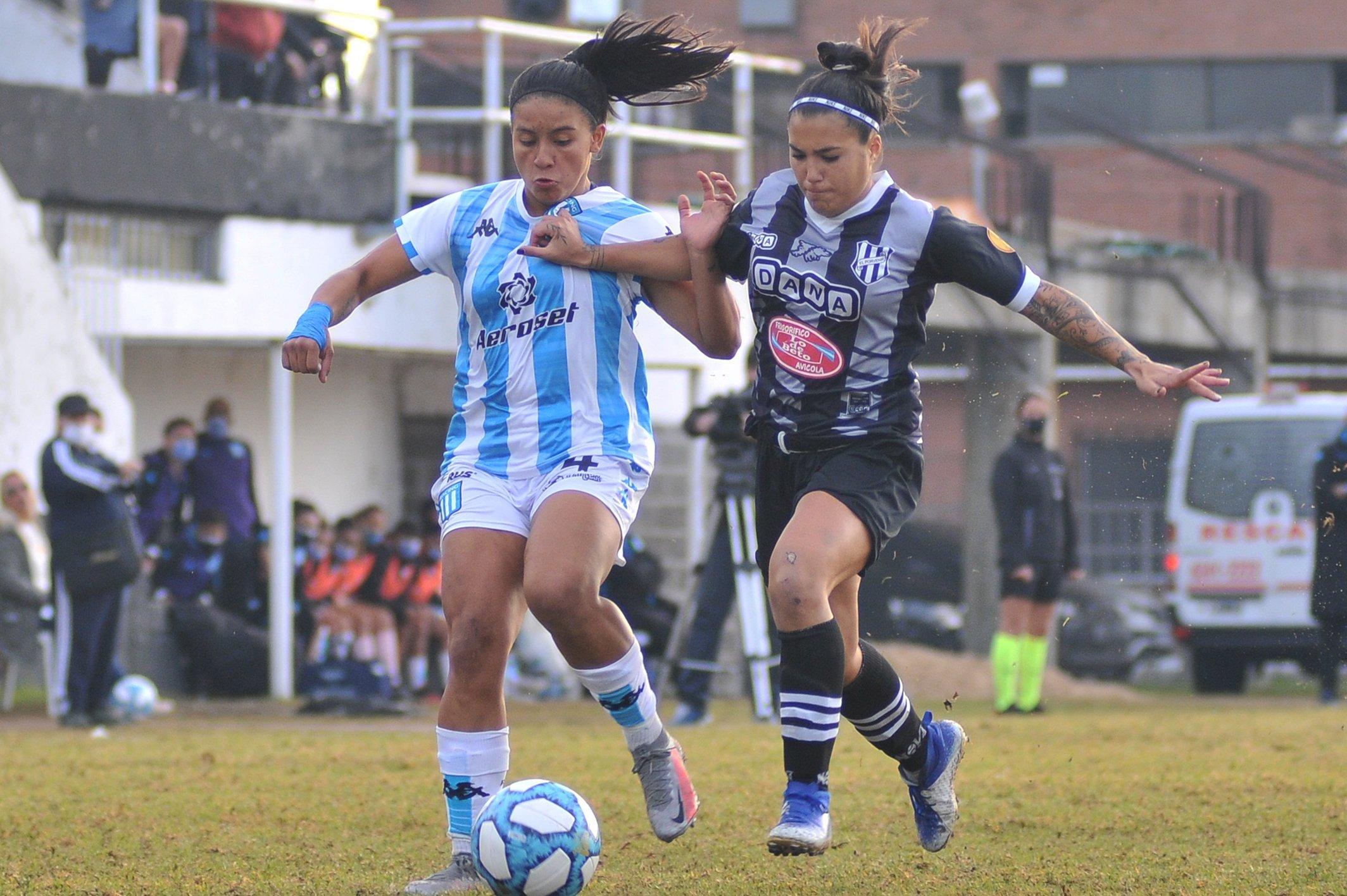Futbol Femenino: Goleó en Gerli
