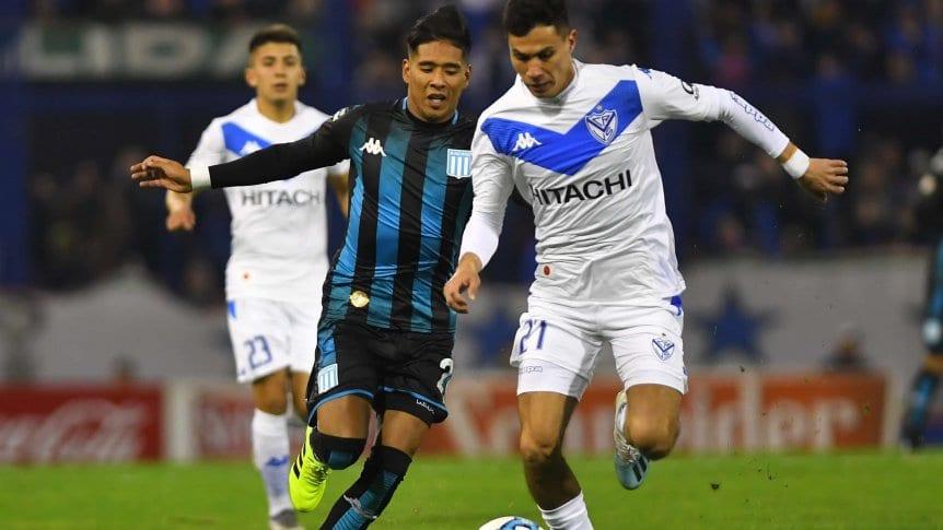 Vélez y Racing con árbitro confirmado