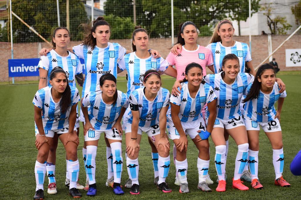 Fútbol femenino: Un traspié ante Lanús